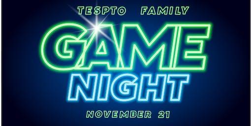 TESPTO Game Night