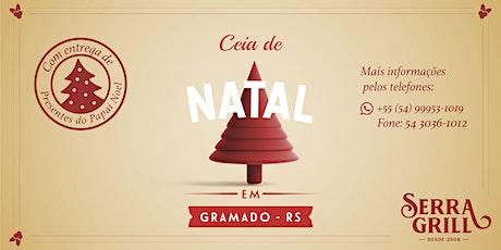 Ceia de Natal Serra Grill tickets
