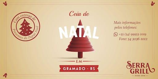 Ceia de Natal Serra Grill