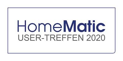 Homematic User-Treffen 2020
