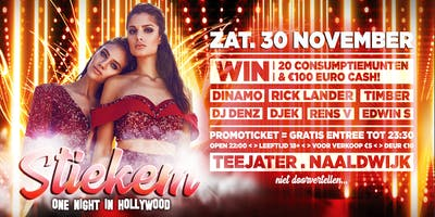 STIEKEM One Night In Hollywood || Teejater . Naa