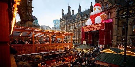 International  Student Day Trip - Manchester Christmas Market