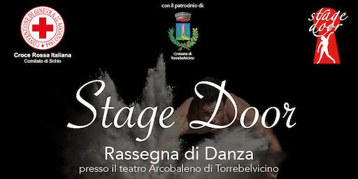 Rassegna di danza - Stage Door | Evento benefico a favore della Croce Rossa