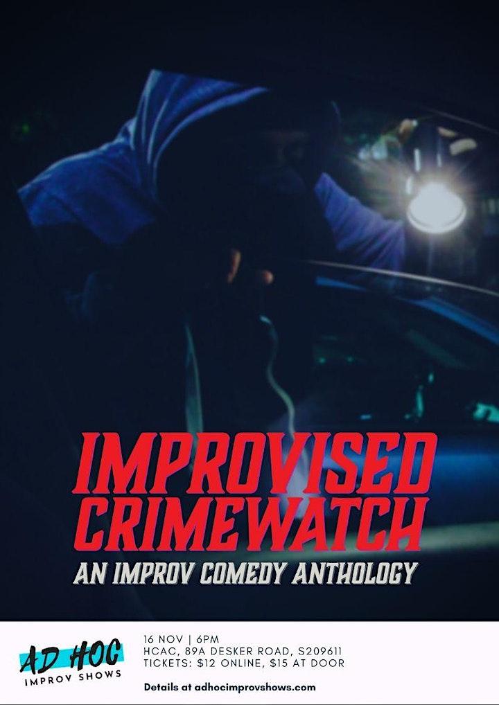 Improvised Crimewatch image
