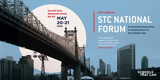 2020 STC Forum: Connecting Education to Employment in the Digital Age