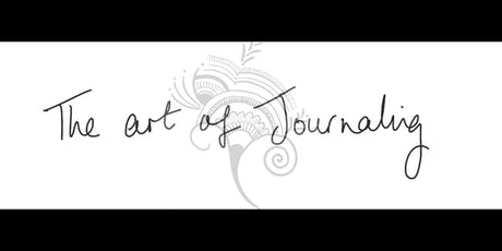 My Journal saved My Life - Introduction to the Art of Journaling tickets