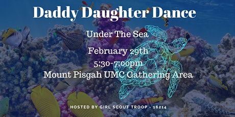 2020 Girl Scout Daddy Daughter Dance tickets