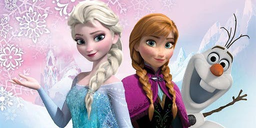 Toddler Time: Frozen!
