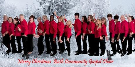 Bath Community Gospel Choir Big Christmas Sing! tickets