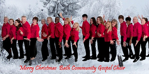 Bath Community Gospel Choir Big Christmas Sing!