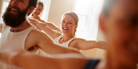 Yoga 4 Recovery tickets