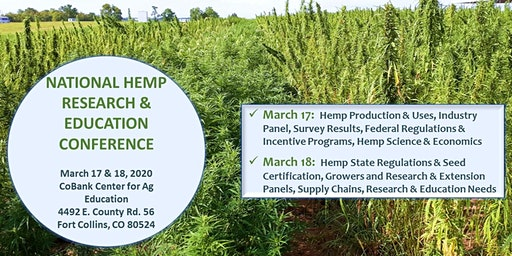 National Hemp Research & Education Conference