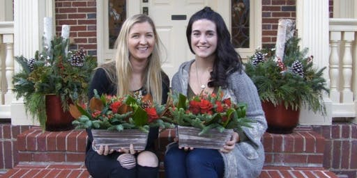 Tis the Season for Festive Blooms, Friendship and Fun! with Alice's Table
