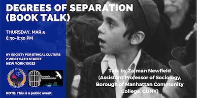 Degrees of Separation (Evening Book Talk)