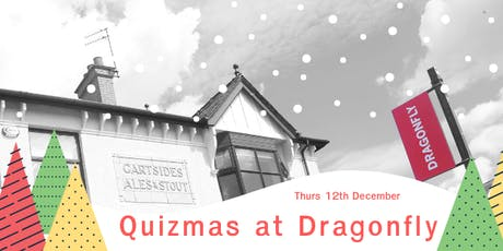 Quizmas at Dragonfly tickets
