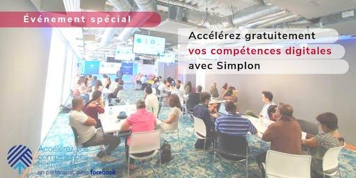 Accélerer vos compétences Digitales avec Simplon.co et Facebook