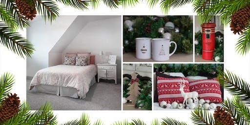 Bedroom Christmas Mini Sessions