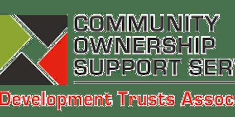 Community Asset Transfer tickets