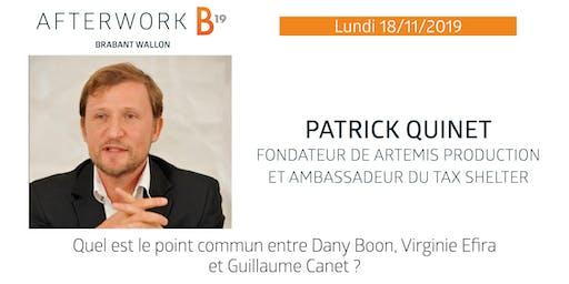 B19 Brabant Wallon - Afterwork - Patrick Quinet