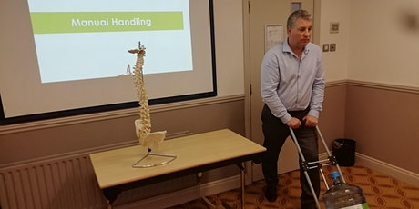 Manual Handling  Course  tickets
