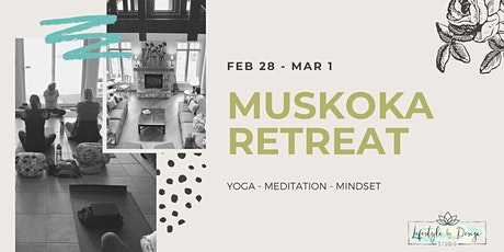 Muskoka Winter Wellness Retreat tickets