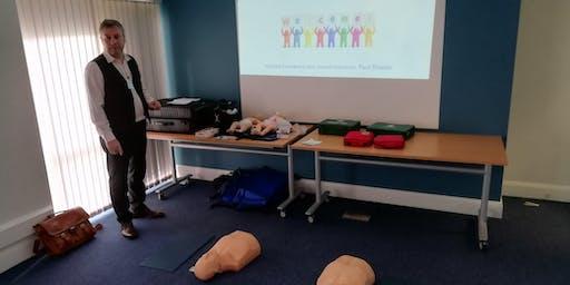 PHECC Cardiac First Responder Course