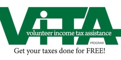 VITA  Tax Prep: Thursday, March 26, 2020 - Life Styles of Maryland