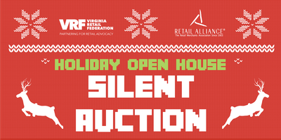 Retail Alliance Holiday Open House & VRF PAC Silent Auction 2019