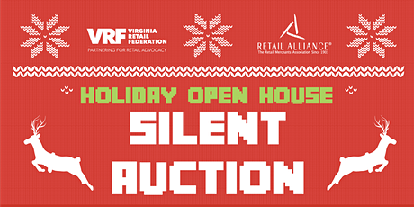 Retail Alliance Holiday Open House & VRF PAC Silent Auction 2019 tickets