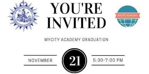 MyCity Academy 2019 Graduation