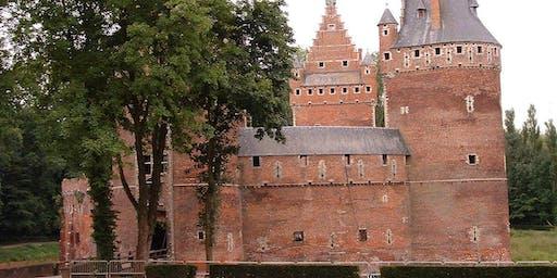 25km Bosvoorde - Sint-Pieters-Leeuw with Beersel Castle along GR512 (5/7)