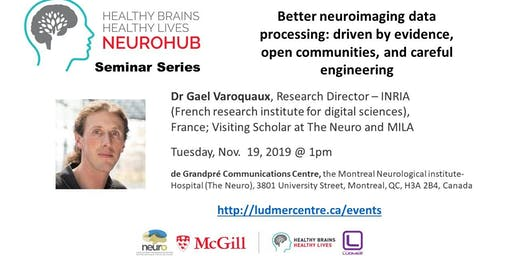 NeuroHub Seminar Gael Varoquaux