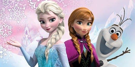 Kids in the Kitchen: Frozen!