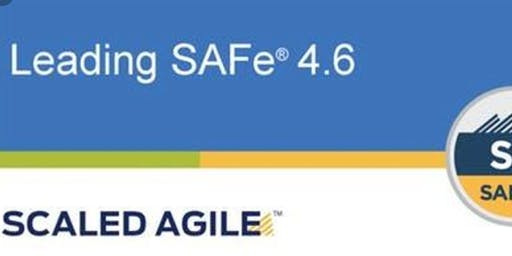Leading SAFe 4.6 with SAFe Agilist Certification Detroit,Michigan(Weekend)