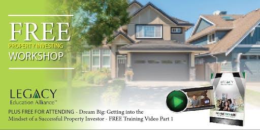 FREE Property Investment Workshop