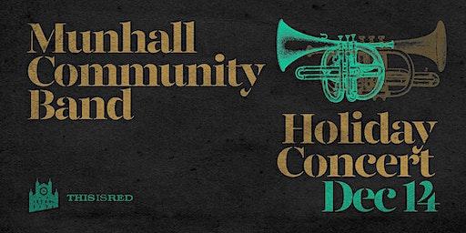 Munhall Community Band Holiday Concert
