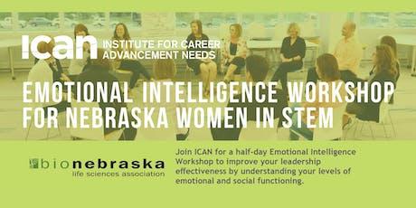 Emotional Intelligence Workshop for Nebraska Women in STEM tickets