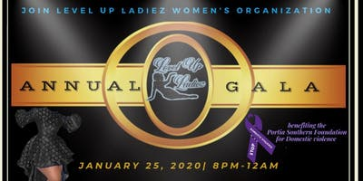 LEVEL UP LADIEZ WOMEN'S ORGANIZATION - ANNUAL GALA