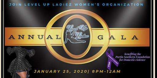 LEVEL UP LADIEZ WOMEN'S ORGANIZATION - ANNUAL GALA