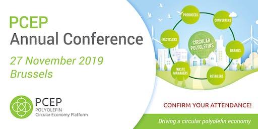 Polyolefin Circular Economy Platform (PCEP) 2019 Annual Conference