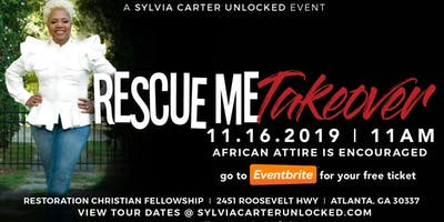 Rescue Me Takeover at Restoration Christian Fellowship