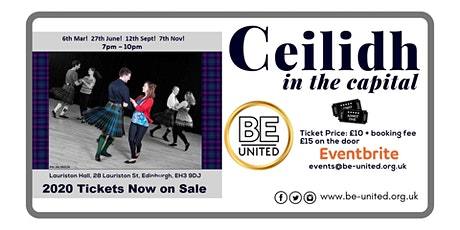 Ceilidh in the Capital tickets