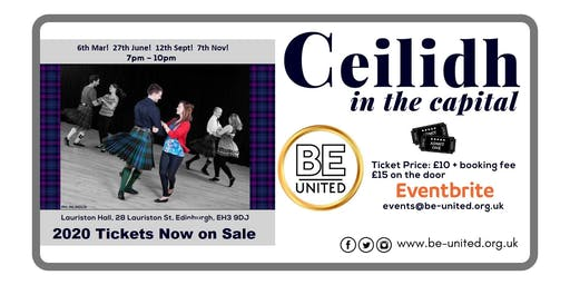 Ceilidh in the Capital
