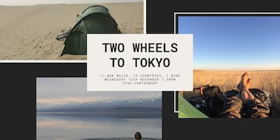 Two Wheels to Tokyo
