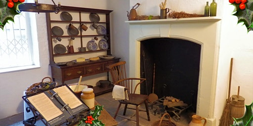 Christmas Tours at Charles Wesley's House