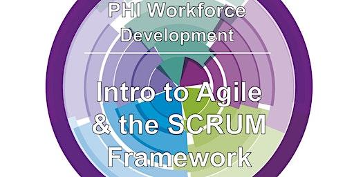 Intro to Agile - March