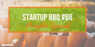 Startup BBQ #66 - Pumpkin Special