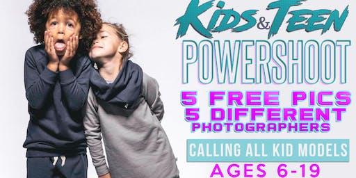 Kids & Teen Powershoot