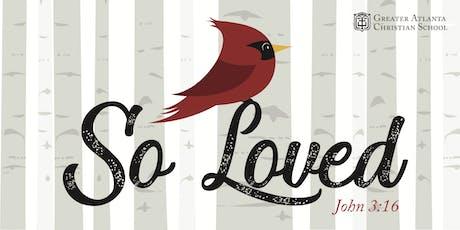 Nativity Ballet: So Loved (Saturday) tickets
