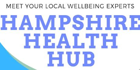 The Hampshire Health Hub 2020 tickets